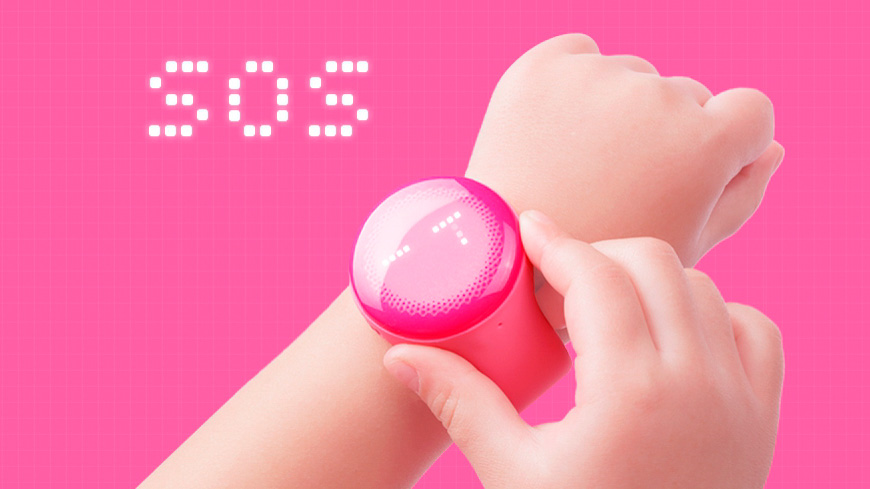 Часы Xiaomi Mi Bunny Children Phone Watch 2C