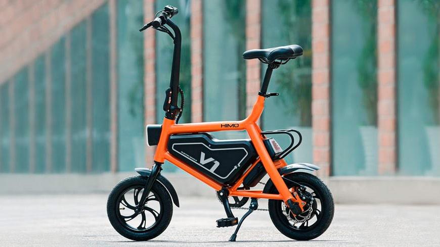 Электрический велосипед Xiaomi Himo