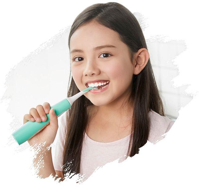 Детская электрическая зубная щётка Xiaomi Soocas Сhildren Sonic Electric Toothbrush