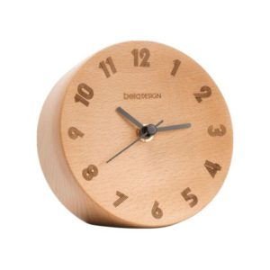 Настольные часы Xiaomi Beladesign Wooden Digital Clock