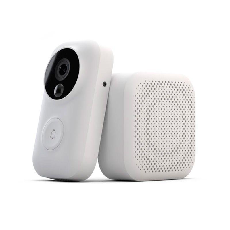 Дверной видеоглазок Xiaomi Zero Intelligent Video Doorbell
