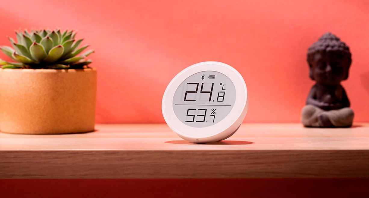 Xiaomi ClearGrass Bluetooth Thermometer