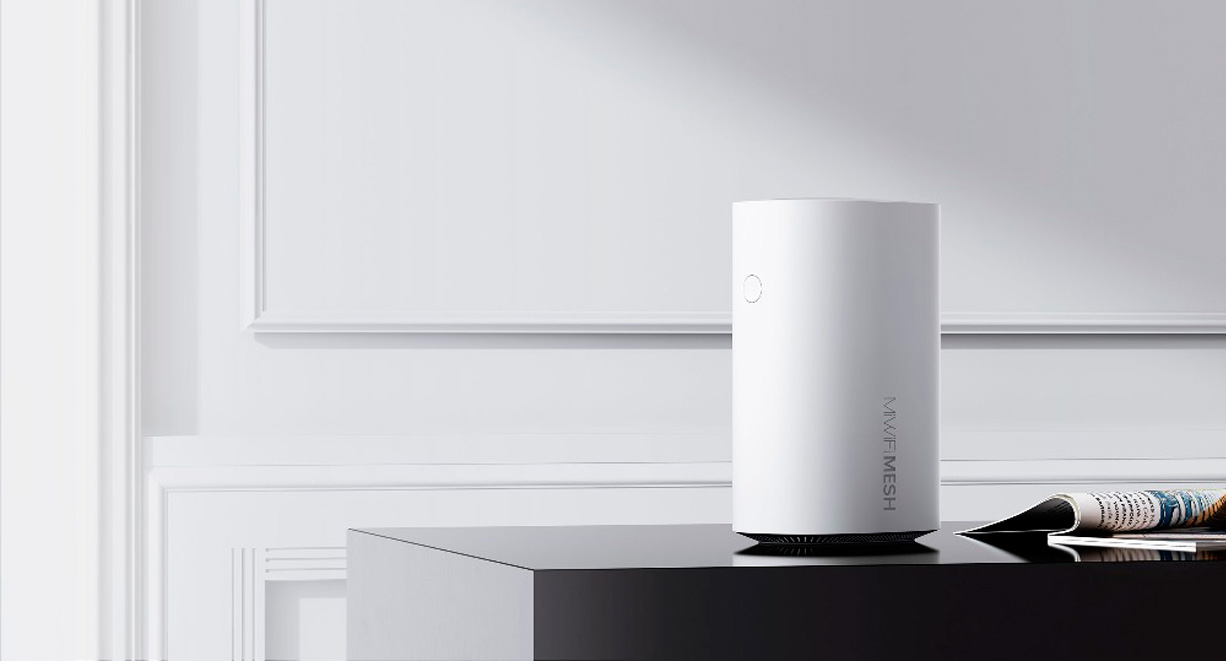 iaomi Mesh Router Suits