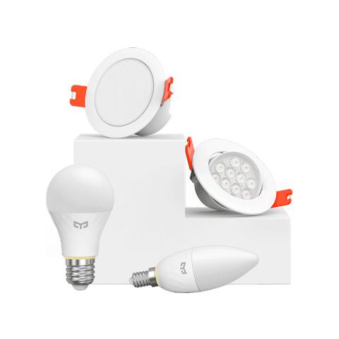 Набор лампочек и светильников Xiaomi Yeelight Smart Light Source Set Mesh Edition