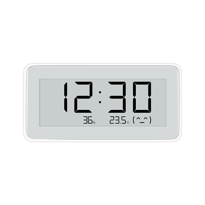 Часы с датчиком температуры и влажности Xiaomi Mijia Temperature And Humidity Electronic Watch