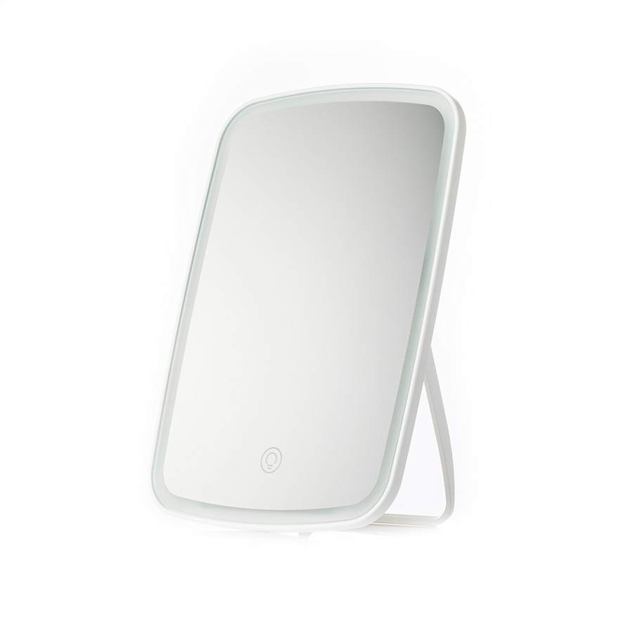 Зеркало Xiaomi Jotun Judy Desktop LED Makeup Mirror Rice