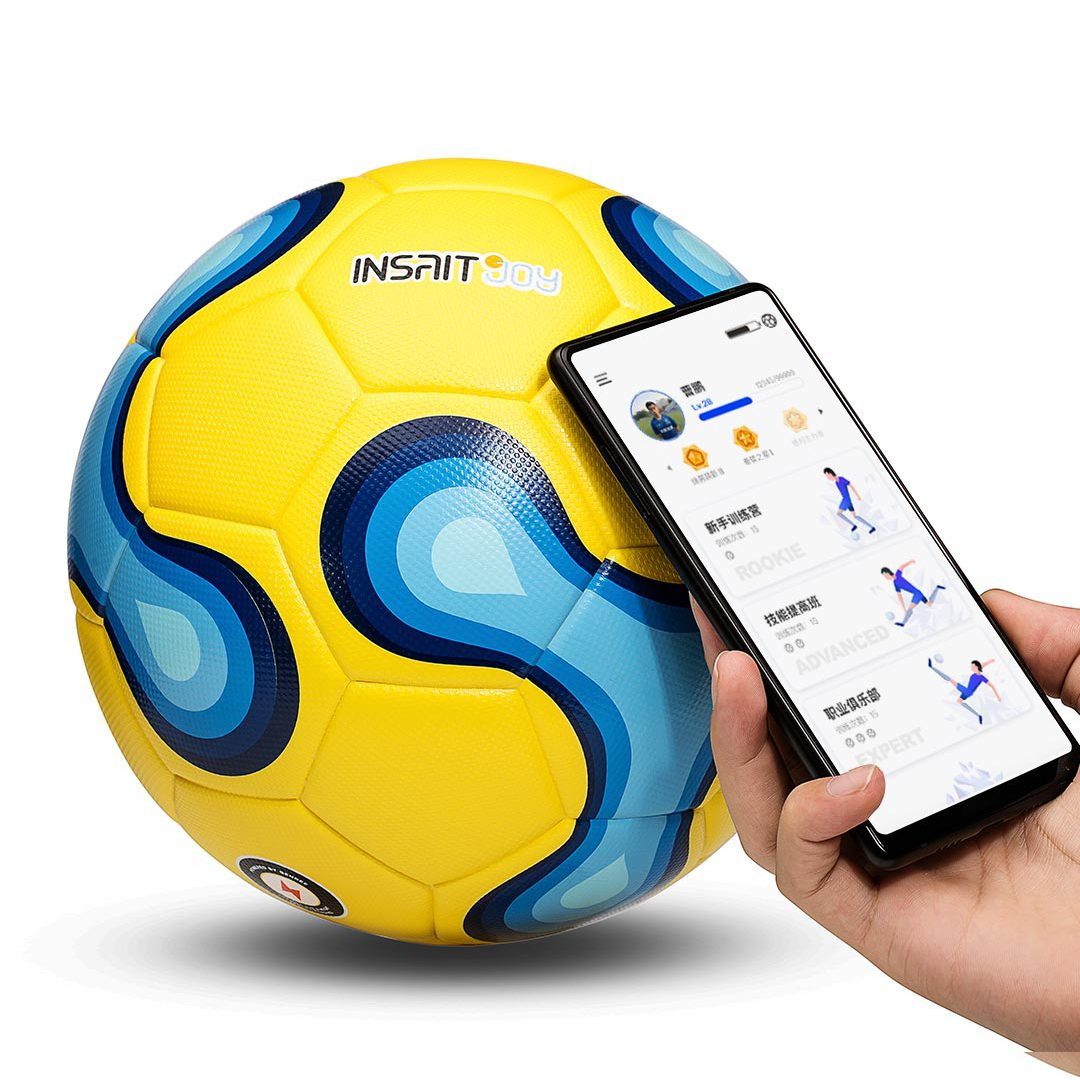 Футбольный мяч Xiaomi INSAIT JOY Smart Football