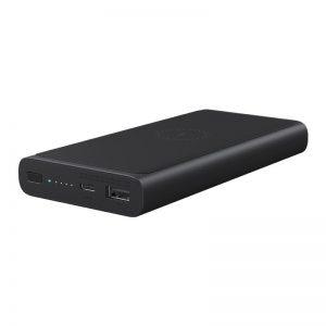 Внешний аккумулятор с беспроводной зарядкой Xiaomi Mi Wireless Charger 10000 mAh PLM11ZM