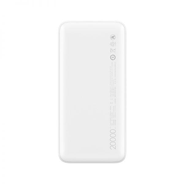 Внешний аккумулятор Redmi Power Bank Fast Charge 20000 mAh