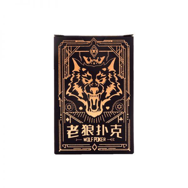 Игральные карты Xiaomi Old Wolf Poker