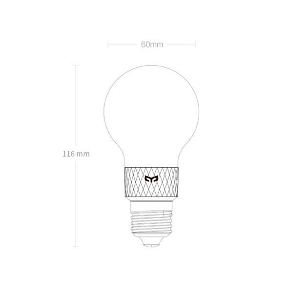 Лампочка Xiaomi Yeelight Smart LED Lights