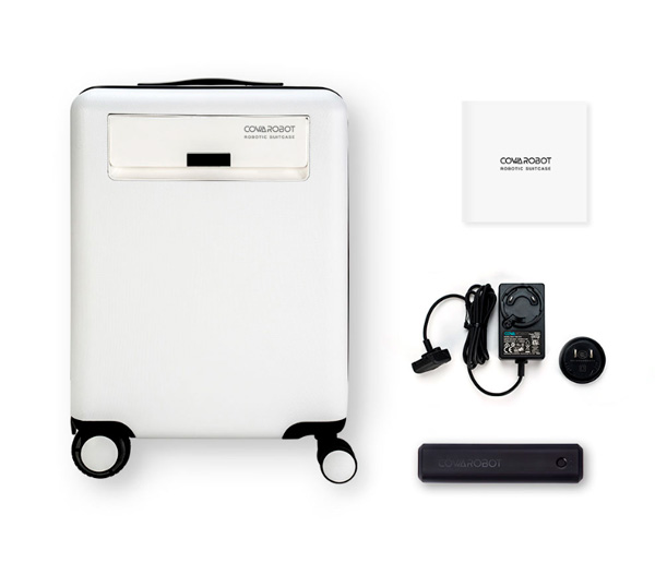 Умный чемодан Xiaomi COWAROBOT Smart Travel Suitcase