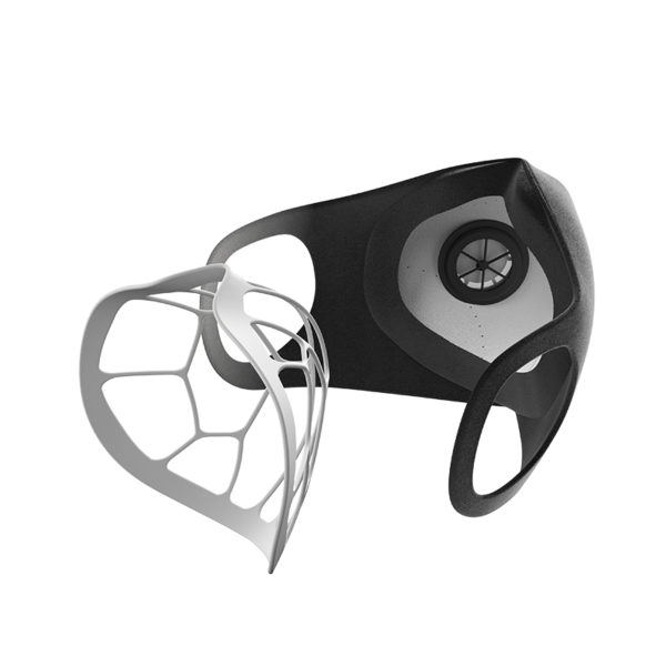 Защитная маска респиратор Xiaomi Smartmi Anti-haze KN95 Professional Protective Mask