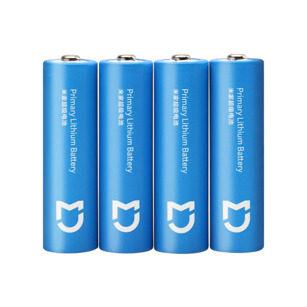 Батарейки Xiaomi Mijia Super Battery