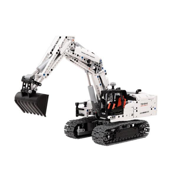 Конструктор экскаватор Xiaomi Mitu Engineering Excavator Building Blocks