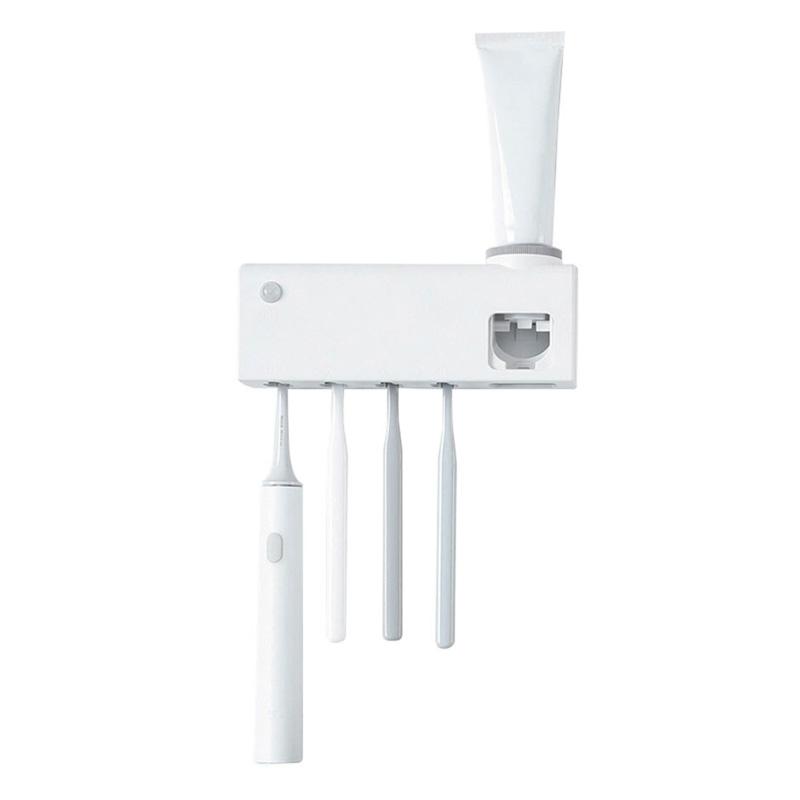 Дезинфицирующий держатель для зубных щеток Xiaomi Dr.Meng Disinfection Toothbrush Holder