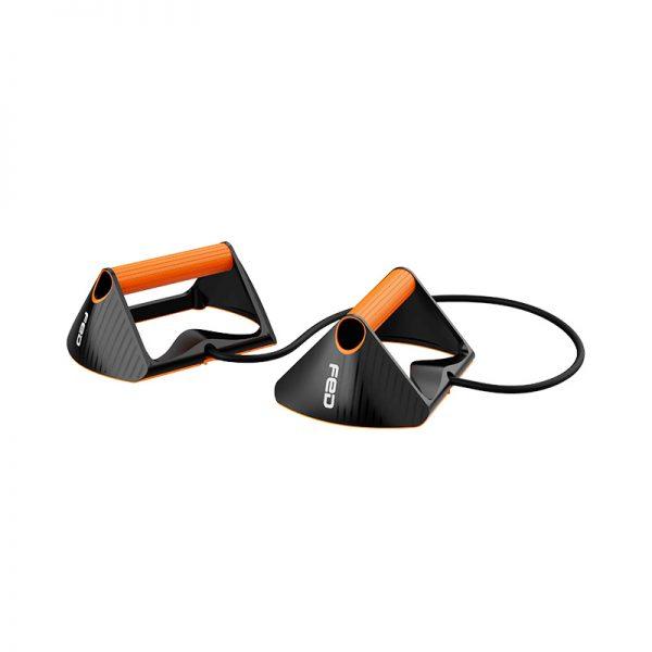 Упоры с жгутами для фитнеса Xiaomi FED Push-up Bracket Elastic Band