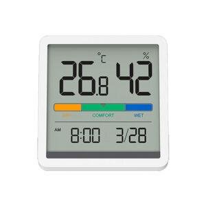 Термометр-гигрометр Xiaomi Miiiw Mute Thermometer And Hygrometer Clock