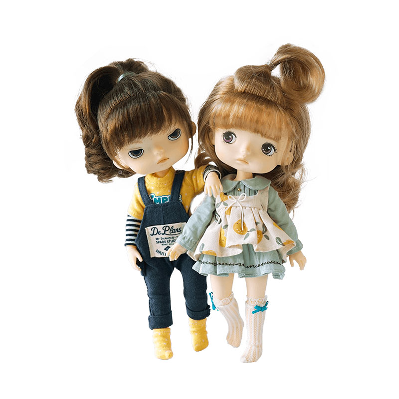 Кукла шарнирная Xiaomi Monst Joint Doll