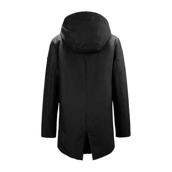 Куртка с подогревом Xiaomi Supield Supai Intelligent Temperature Control Heating Mid-length Goose Down Jacket