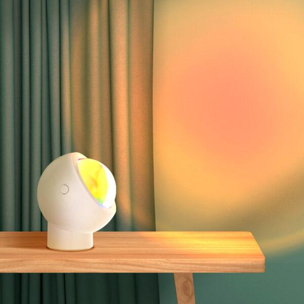 Проекционная лампа Xiaomi Yeelight Sunset Atmosphere Light