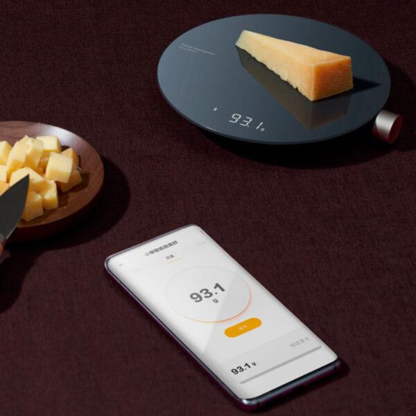 Умные кухонные весы Xiaomi Monkey Hoto Smart Kitchen Scale