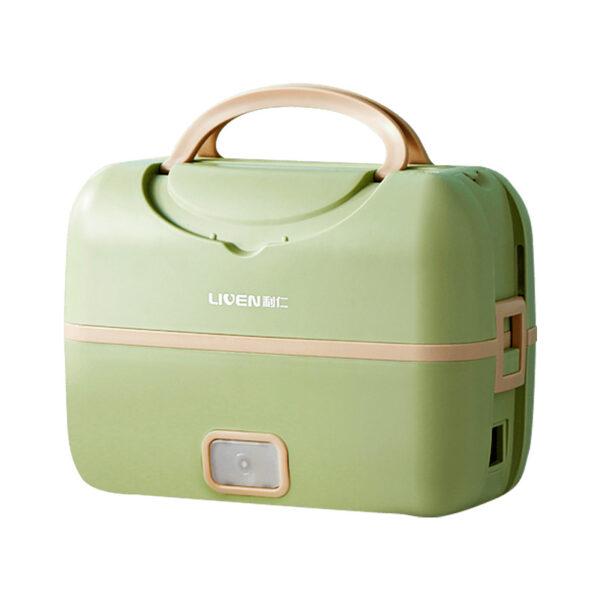 Ланч-бокс с подогревом Xiaomi Liren Portable Cooking Electric Lunch Box