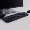Клавиатура Xiaomi Mi Wired Mechanical Keyboard Cherry